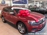 Cần bán Volkswagen Tiguan G năm 2019, màu đỏ, nhập khẩu nguyên chiếc giá 1 tỷ 729 tr tại Tp.HCM
