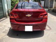 Cần bán xe Chevrolet Cruze LTZ 2018 màu đỏ mâm đen giá 515 triệu tại Tp.HCM