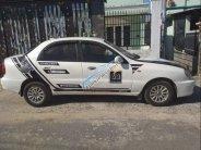 Cần bán lại xe Daewoo Lanos sản xuất năm 2003, màu trắng, nhập khẩu, mâm đúc đồ chơi giá 95 triệu tại Tp.HCM