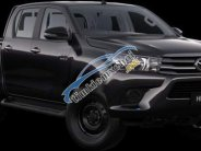 Bán Toyota Hilux MT 2018, màu đen, xe nhập chính chủ, giá tốt giá 680 triệu tại Đà Nẵng