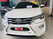 Toyota Fortuner V 2017, màu trắng, nhập khẩu. Hỗ trợ ngân hàng 70% giá 1 tỷ 240 tr tại Tp.HCM