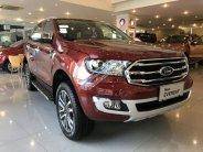 Bán Ford Everest sản xuất năm 2019, màu đỏ, nhập khẩu Thái giá 989 triệu tại Hà Nội