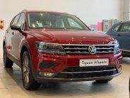 Xe Volkswagen Tiguan Allspace 2019 màu đỏ chính thức lăn bánh tại Việt Nam - Hotline: 0909 717 983 giá 1 tỷ 729 tr tại Tp.HCM