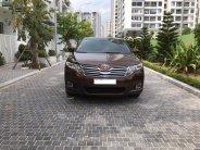 Gia đình cần bán Toyota Venza 2009 nhập Mỹ màu nâu, xe gia đình sử dụng ít giá 776 triệu tại Tp.HCM