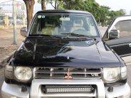 Bán Mitsubishi Pajero 3.0 sản xuất năm 2004, màu đen giá 210 triệu tại Hà Nội