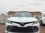 Bán Toyota Camry 2.0G đời 2019, màu trắng, nhập khẩu giá 1 tỷ 29 tr tại Hà Nội