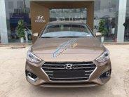Bán Hyundai Accent năm 2019, màu nâu giá 425 triệu tại Tp.HCM