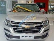 Bán Chevrolet Colorado đời 2019, màu bạc, nhập khẩu  giá 619 triệu tại Tp.HCM