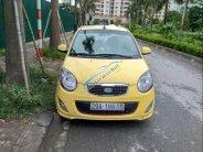 Bán xe Kia Morning sản xuất 2011, màu vàng giá 235 triệu tại Hà Nội