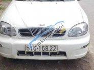 Cần bán gấp Daewoo Lanos năm 2005, màu trắng, xe nhập giá 110 triệu tại Tp.HCM