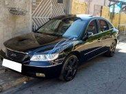 Bán Hyundai Azera 2008 tự động 2.7 full option, màu đen giá 395 triệu tại Tp.HCM