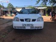 Cần bán lại xe Daewoo Lacetti EX 1.6 MT sản xuất năm 2004, màu trắng chính chủ giá 128 triệu tại Gia Lai