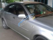 Bán Daewoo Lacetti sản xuất năm 2004, màu bạc xe gia đình giá 120 triệu tại Tp.HCM