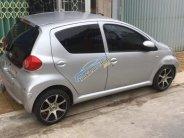 Cần bán Toyota Aygo năm 2007, màu bạc, xe nhập chính chủ, giá 226tr giá 226 triệu tại Tp.HCM