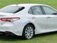Cần bán Toyota Camry D năm sản xuất 2019, màu trắng, nhập khẩu Thái Lan giá 1 tỷ 29 tr tại Hà Nội