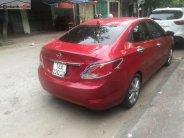 Cần bán gấp Hyundai Accent 1.4 AT sản xuất năm 2015, màu đỏ  giá 450 triệu tại Quảng Ninh