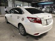 Bán Toyota Vios E 1.5MT màu trắng, số sàn, sản xuất cuối 2016 biển Sài Gòn, mẫu mới giá 446 triệu tại Tp.HCM