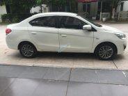 Cần bán xe Mitsubishi Attrage CVT cũ năm 2014 nhập khẩu, giá bán xe cũ tầm 350tr giá 350 triệu tại Hà Nội