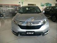 Bán Honda CR V sản xuất 2019, màu bạc, nhập khẩu nguyên chiếc giá 1 tỷ 23 tr tại Tp.HCM