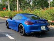 Bán Porsche Cayman năm sản xuất 2015, màu xanh lam, xe nhập giá 3 tỷ 200 tr tại Tp.HCM