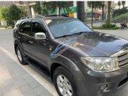 Bán Toyota Fortuner 2.5G năm 2011, màu xám như mới giá 605 triệu tại Hà Nội