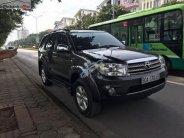 Cần bán xe Toyota Fortuner V 2010, màu xám   giá 465 triệu tại Hà Nội