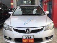 Cần bán xe Honda Civic 1.8 VTI AT đời 2011, màu bạc giá 409 triệu tại Vĩnh Phúc