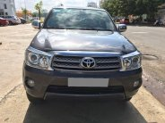 Nhà mình cần bán xe Toyota Fortuner 2010 máy xăng, số tự động giá 498 triệu tại Tp.HCM