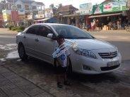 Chính chủ bán Toyota Corolla altis năm sản xuất 2009, màu trắng. Giá 410tr giá 410 triệu tại Quảng Nam