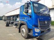 Bán Thaco AUMAN C160 E4 năm sản xuất 2019, màu xanh lam, xe nhập giá 749 triệu tại Hà Nội