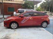 Bán Toyota Yaris đời 2014, màu đỏ, nhập khẩu nguyên chiếc giá 535 triệu tại Quảng Ninh