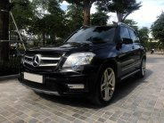 Chính chủ bán Mercedes GLK300 AMG SX 2011, màu đen, giá tốt giá 755 triệu tại Hà Nội