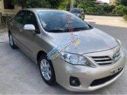 Bán Toyota Corolla Altis màu vàng cát, đời 2011, số tự động giá 525 triệu tại Ninh Bình
