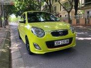 Cần bán gấp Kia Morning SX 2010, màu vàng giá 215 triệu tại Hà Nội