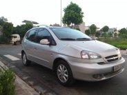 Bán Chevrolet Vivant số tự động, đời 2008, màu bạc giá 215 triệu tại Hà Nội