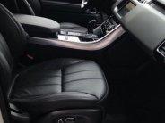 Bán xe Range Rover Sport HSE 2016 máy xăng, 5 chỗ, màu trắng giá 3 tỷ 600 tr tại Tp.HCM