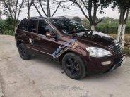 Bán Ssangyong Kyron LV7 sản xuất 2007, màu nâu, nhập khẩu giá 330 triệu tại Quảng Ninh
