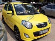 Bán xe cũ Kia Morning đời 2011, màu vàng giá 190 triệu tại Tp.HCM
