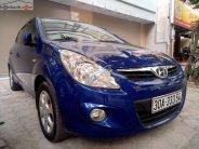 Gia đình bán xe Hyundai i20 đời 2010, rất tiết kiệm xăng, màu xanh đậm, số tự động giá 320 triệu tại Hà Nội