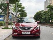 Bán Hyundai Sonata 2.0 đời 2011, màu đỏ, biển HN, Đk 2012 giá 545 triệu tại Hà Nội