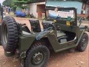 Bán Jeep A2 đời 1980, nhập khẩu, xe nguyên bản quân đội Mỹ giá 450 triệu tại Tp.HCM