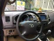 Bán Toyota Fortuner năm sản xuất 2011, màu đen giá 615 triệu tại Kon Tum