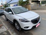 Cần bán Mazda CX9 AWD 2015, màu trắng, số tự động, máy xăng, nhập Nhật giá 985 triệu tại Tp.HCM