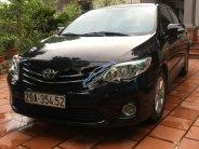 Bán Toyota Corolla altis sản xuất 2011, màu đen chính chủ, giá 475tr giá 475 triệu tại Thái Nguyên