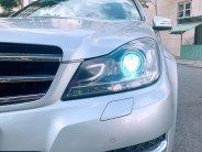 Cần bán Mercedes C200 2014, màu bạc, xe nhập giá 735 triệu tại Tp.HCM