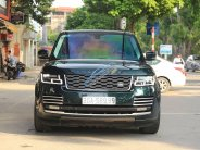 Bán LandRover Range Rover HSE 3.0 độ Autobiography + mặt nạ sản xuất năm 2013, màu xanh lục, xe nhập giá 4 tỷ 150 tr tại Hà Nội
