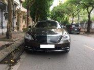 Bán xe Mercedes S400 hybrid 2011 màu nâu cafe giá 1 tỷ 96 tr tại Tp.HCM