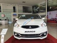 Bán xe Mitsubishi Mirage năm 2019, màu trắng, xe nhập giá 396 triệu tại Đà Nẵng