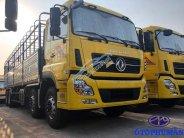 Xe tải Dongfeng 4 chân bửng, nâng tải trọng 17 tấn 9 nhập khẩu giá 1 tỷ 268 tr tại Bình Dương