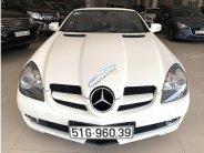 HCM Mercedes SLK 200, màu trắng, xe nhập, trả trước chỉ từ 285 triệu giá 950 triệu tại Tp.HCM